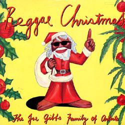 Showcase of Hideous Christmas Reggae Album Covers